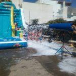Alquiler Fiesta de la Espuma en CULLERA