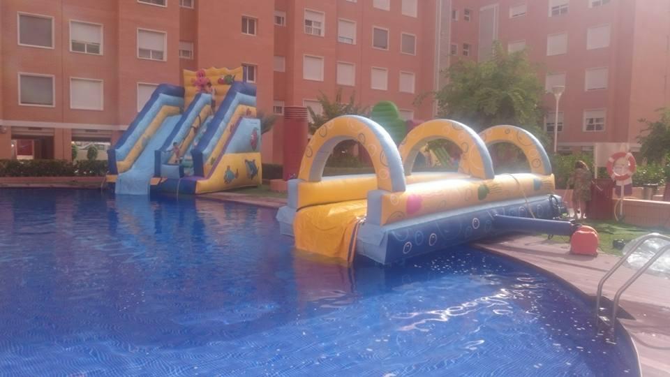 Lee más sobre el artículo Alquiler de Castillos Hinchables en ALBAIDA