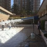 Alquiler Fiesta de la Espuma en LA FONT DE LA FIGUERA