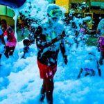Alquiler Fiesta de la Espuma en ALBERIC