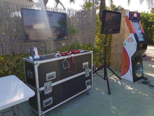 Alquilar Karaoke infantil en Alicante y Murcia