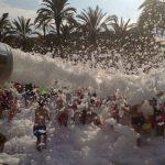 Alquiler Fiesta de la Espuma en AYORA
