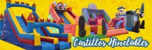 Alquiler de Castillos Hinchables en LORIGUILLA