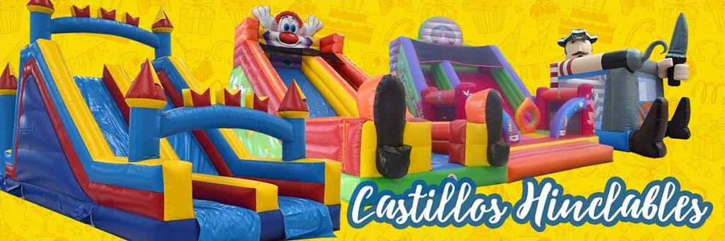 En este momento estás viendo Alquiler de Castillos Hinchables en LORIGUILLA
