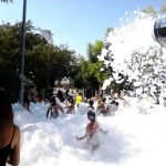Alquiler Fiesta de la Espuma en MOGENTE – MOIXENT