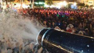 Lee más sobre el artículo Alquiler Fiesta de la Espuma en VALLADA