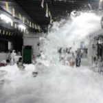 Alquiler Fiesta de la Espuma en ALBAIDA